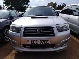 Subaru forester UBE 2005 model on sale.