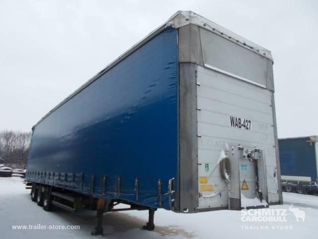 Schmitz Cargobull Tolóponyva Mega - 2008