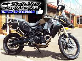 BMW GS 800 adventure 2015