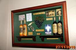 Bar wall curios for sale