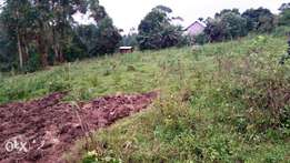 2.5 acres of land for sale in Fort portal.