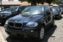 Fully loaded Metallic black BMW X5 on sale