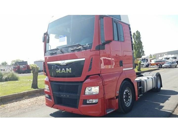 MAN TGX 480 Intarder E6 / Leasing - 2014