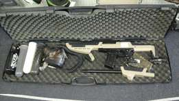 Sp-8 paintball gun