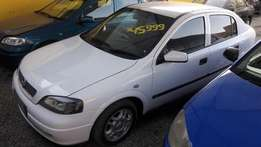 2000 Opel Astra 1.6 in good condition for sale.