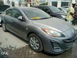 Mazda Axela Saloon 2010 model. KCP number Loaded with good music syste