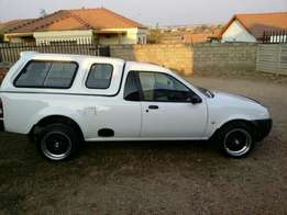 Ford bantam 1. 6 for sale R26 500