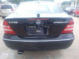 Clean Mercedes Benz C230 for sale