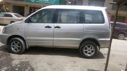 Toyota townace superlimo very clean 650k