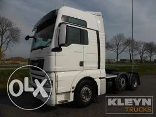 MAN 26.440 TGX - To be Imported Lekki - image 1