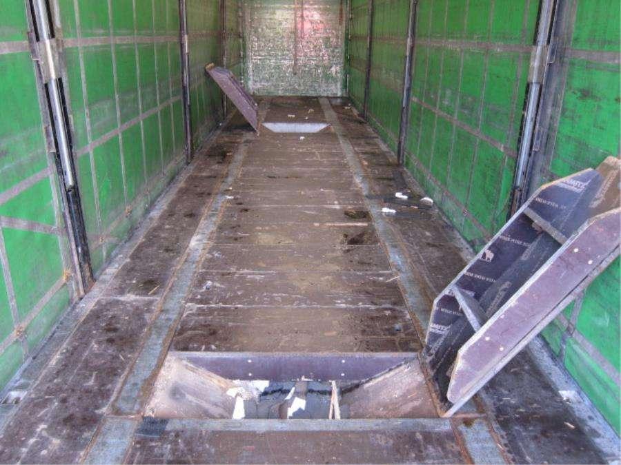 Schmitz Cargobull SO1 Coil Stuuras/Steering/Lenkachse - 2008 - image 6