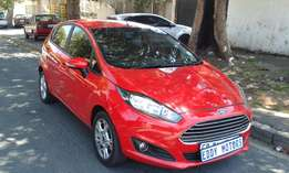 2016 model Ford Fiesta 1.6 automatic for sale