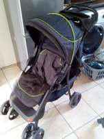 6Baby Pram & Matching Car Seat for Sale