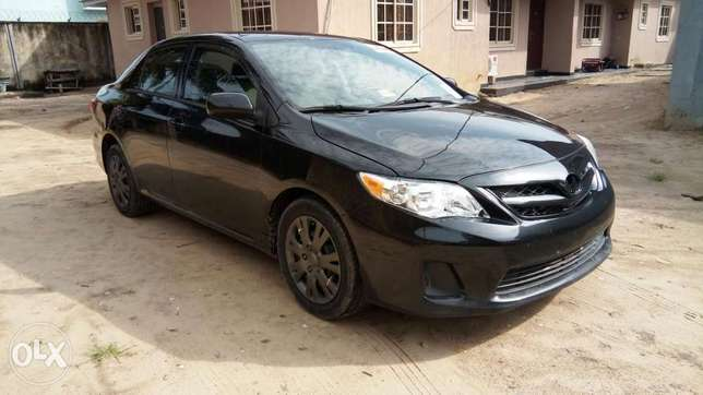 Buy and Drive Toyota Corolla LE 2012 Model With Auto Fabric Cold AC. Lekki - image 2