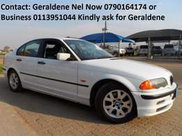 1999 BMW 318i A/T Good all Round Condition Bargain Price R59900