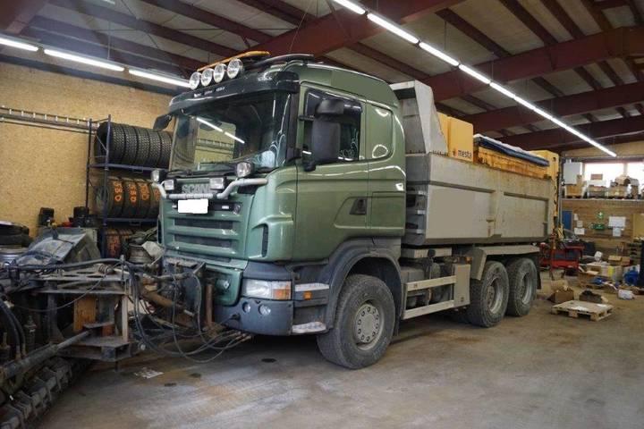 Scania R620 - 2008