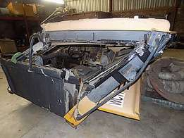 Bell B30D Cab Stripping for Spares
