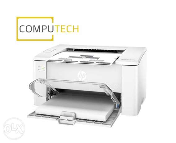 HP Printer LaserJet Pro M102a