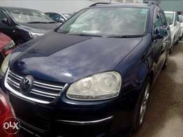 Volkswagen golf TSI blue