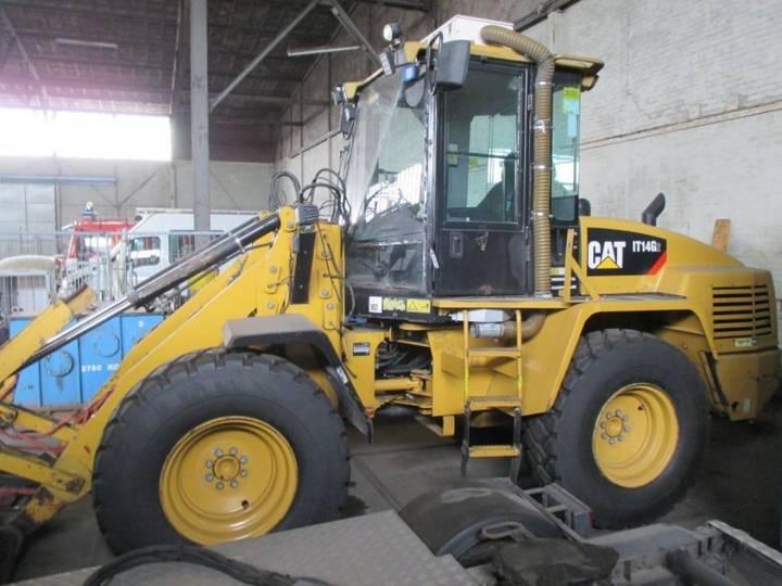 Caterpillar Shovel IT14G2 - 2012