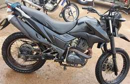 Strong apsonic motor bike in pecfect condition .