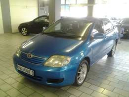 2007 Toyota Corolla Sprinter 1.6 for sell R90000