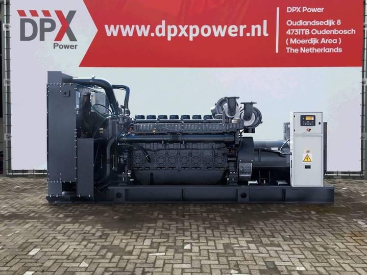 Perkins 4012-46TWG2A - 1.500 kVA Generator - DPX-15721 - 2019