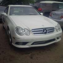 Tokunbo Mercedes-Benz, CLK350, 2009. 4MATIC. Very OK To Buy From GMI.
