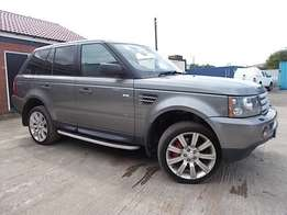 Range rover sport new import.