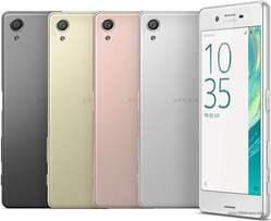 sony xperia x at 33500/_brand new_sealed phone.