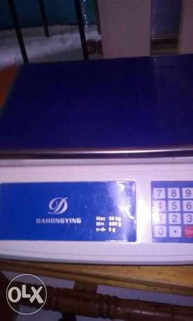 Electronic digital weighing scale Kalimoni - image 4