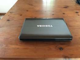 Mint Toshiba Laptop