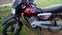 Brand new 150cc motorbike, good maintained with comprehensive insuranc