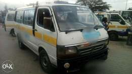 Toyota shark KAN fully compliant manual diesel 300k