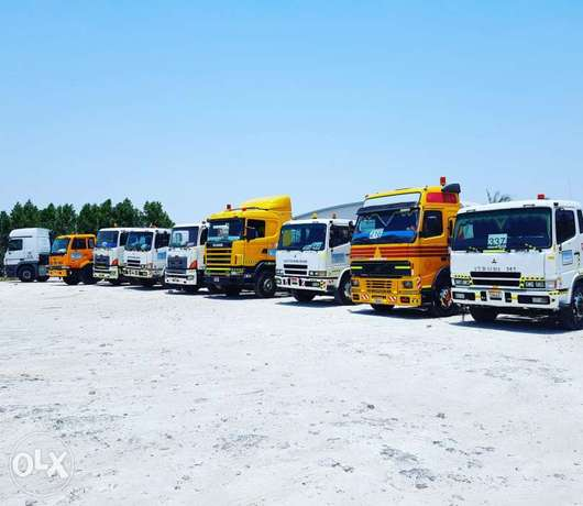 Lifting and Transportation services