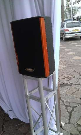 Hire equipment, speaker systems, and sound and free photograhy Nairobi CBD - image 2