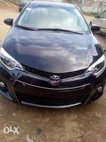 2016 Tokunbo Toyota Corolla urgent cash needed