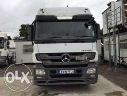 Holiday Offer!!! Brand new actros