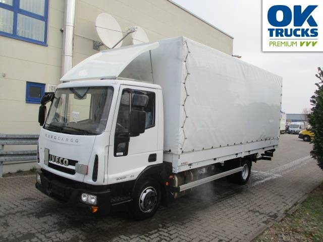 Iveco Eurocargo ML80E21/P Euro6 Klima AHK Luftfeder ZV - 2015