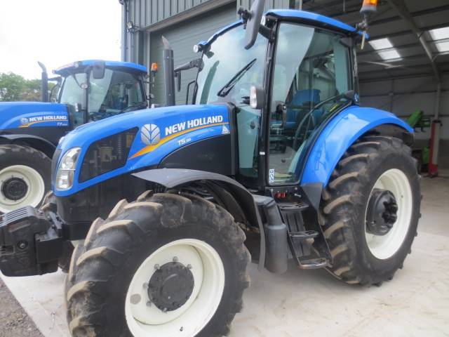 New Holland T 5.95 - 2016