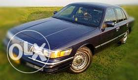 Ford mercury grand marquis