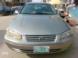 Toyota Camry 1999 model gray 5 month used