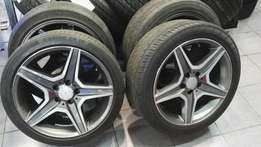 Mags 18inch to fit merc used