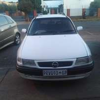 GIVE AWAY: 1996 Opel astra 1.6 estate for R 28000.00
