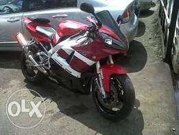 Power Bike - Yamaha - R1 Exup Deltabox11 - Very Clean
