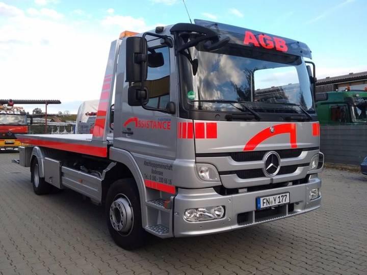 Mercedes-Benz Atego 2 4-Zyl. 4x2 BM 970/2/4/6 1222 4x2 OM 924 - 2011