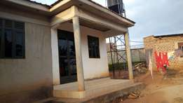 A 2 bedroom house in namugongo at 350k