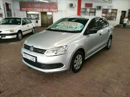 2011 VW Polo Classic 1.6 Trendline, Only 103000Km's, FSH, F/L