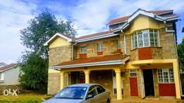 5 Bedroomed House with DSQ