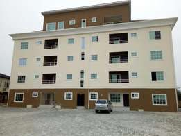 There is a brand-new 2 bedroom flat in lekki gardens 4 in Ajah